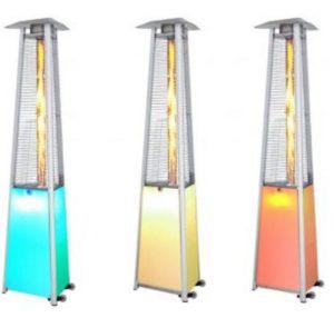 LED Pyramid Heater Gas Heater