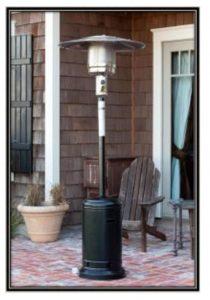Mushroom Outdoor Heater (Gas)
